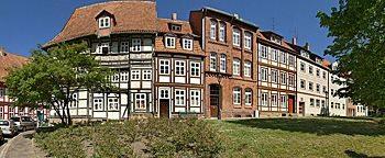 Godehardsplatz  Hildesheim