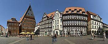 Markt  Hildesheim