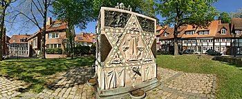Synagogendenkmal Hildesheim
