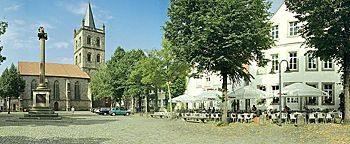 Kirchplatz Ibbenbüren