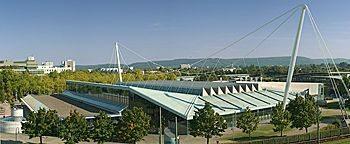 Europahalle  Karlsruhe