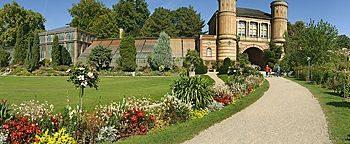 Garten-Rundweg Karlsruhe
