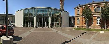 Gartenhalle  Karlsruhe