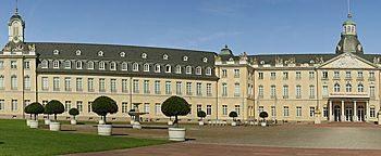 Karlsruher Schloss  Karlsruhe