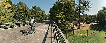 Zoobrücke  Karlsruhe