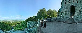 Bergpark Wilhelmshöhe  Kassel