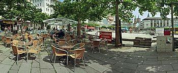 Café am Königsplatz  Kassel