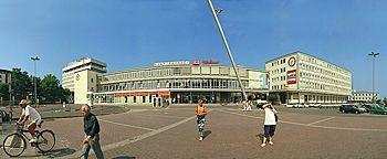 Hauptbahnhof  Kassel