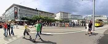 Königsplatz  Kassel