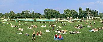 Schwimmstadion  Kassel