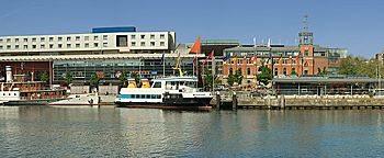 Blick auf Kiel Kiel