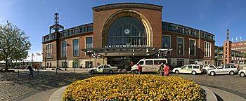 Hauptbahnhof Kiel