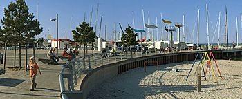 Strandpromenade Kiel