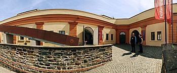 Archäologische Abteilung Festung EhrenbreitsteinKoblenz