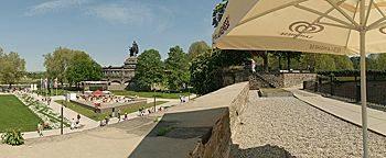 Auf der Mauer Koblenz