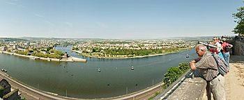 Aussichtsplatz Koblenz