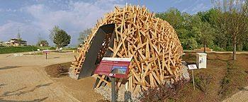 Echolot-Pavillon Koblenz