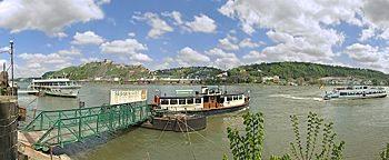 Fähre Koblenz