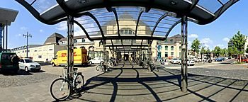 Hauptbahnhof Koblenz