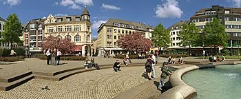 Josef-Görres-Platz  Koblenz