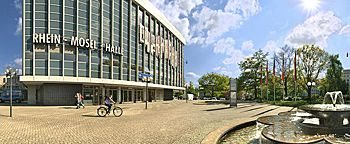 Rhein-Mosel-Halle  Koblenz