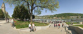 Rheinufertreppen Koblenz