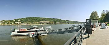 Rundfahrten-Anleger Koblenz