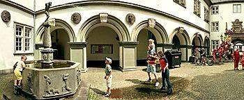 Schängelbrunnen  Koblenz