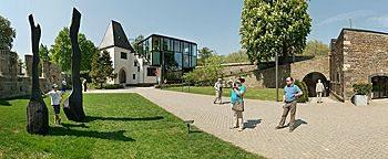 Skulpturenhof BUGA 2011 Koblenz