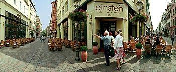 Straßencafés Koblenz