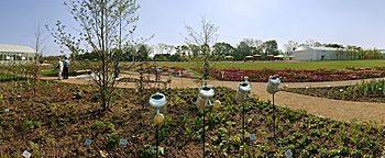 Vollautomatischer Garten BUGA 2011Koblenz