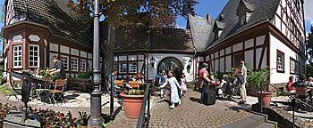 Weindorf-Terrasse Koblenz
