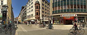 Grimmaische Straße Leipzig