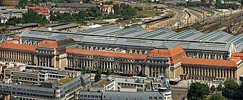 Hauptbahnhof Leipzig  Leipzig