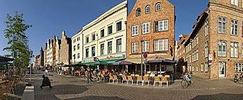 An der Obertrave  Lübeck