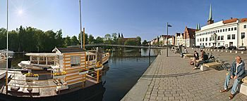 Barkassen-Anleger Lübeck
