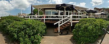Hafenrestaurant Ambiente Lübeck-Travemünde
