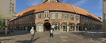 Kanzleigebäude Lübeck