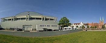 Musik-und Kongresshalle Lübeck