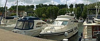 Rosenhof Yachthafen Lübeck