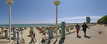 Strandpromenade Lübeck