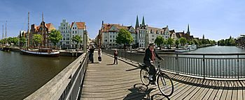 Untertrave  Lübeck