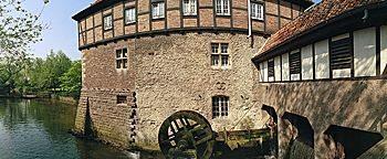 Wassermühle Lüdinghausen