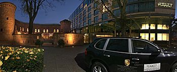 Hyatt Regency Mainz