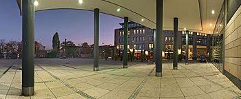 Malakoff-Terrasse Mainz