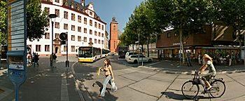 Schöfferstraße  Mainz
