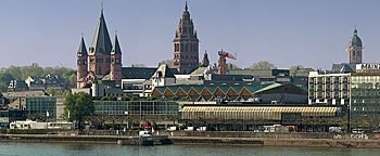 Stadtansicht Mainz Mainz