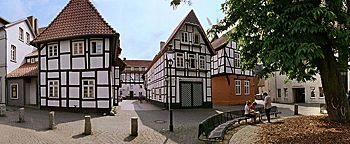 Johanniskirchhof Minden