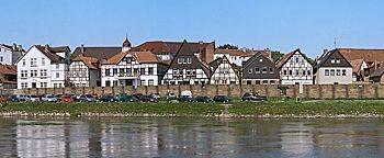 Weserufer  Minden