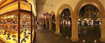 Altstadt-Arkaden Münster